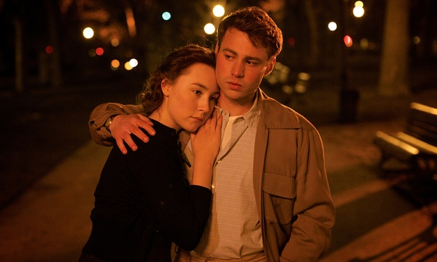 Saoirse Ronan was charmed by Emory Cohen in romantic drama Brooklyn