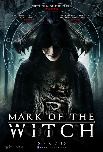 Mark of the Witch Movie Poster