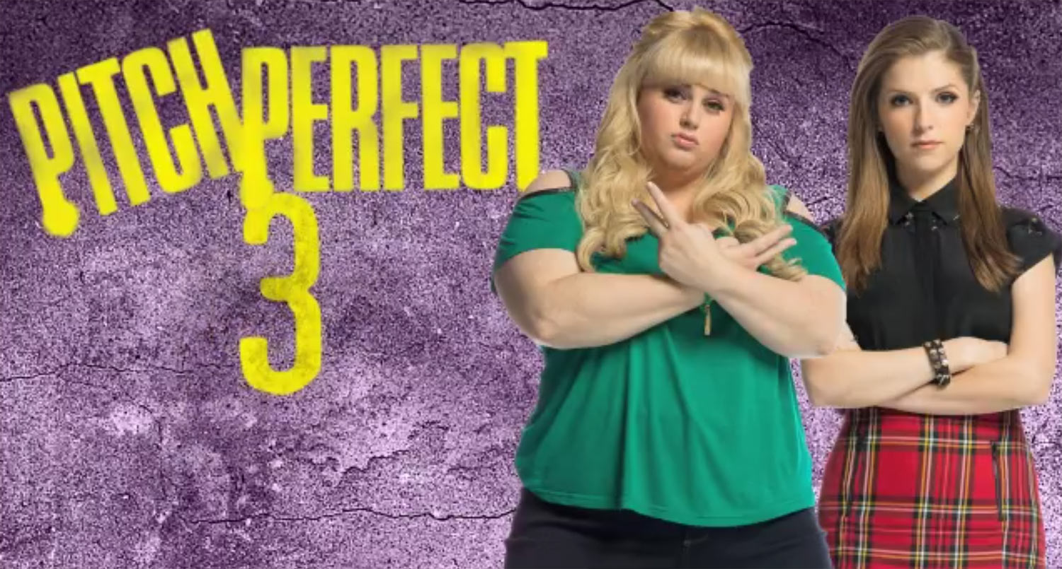 Pitch perfect release date