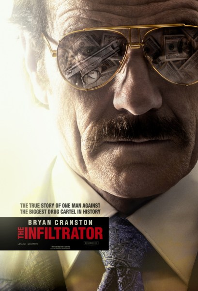 The Infiltrator Movie Poster
