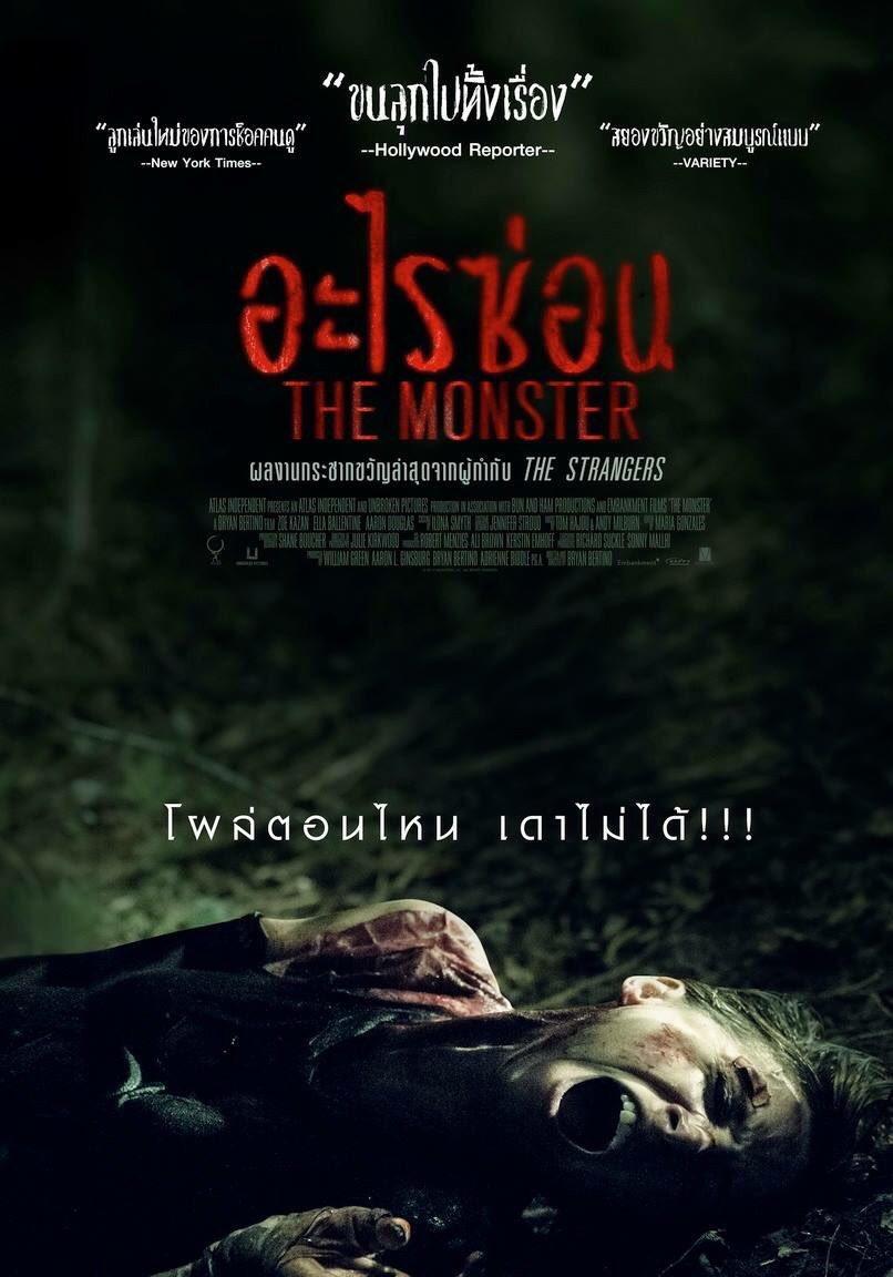 The Monster Película Completa[BRRip 720p] [Latino] [1 Link] [MEGA]