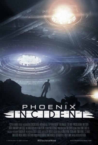 The Phoenix Incident Poster