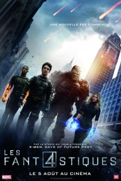fantastic four movie � 3 new posters teaser trailer