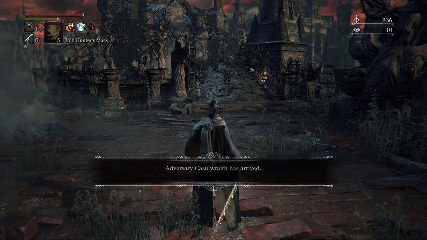 侵入 ブラッドボーン Bloodborne