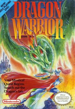 Dragon Warrior ドラゴンウォーリアー 海外ドラゴンクエスト