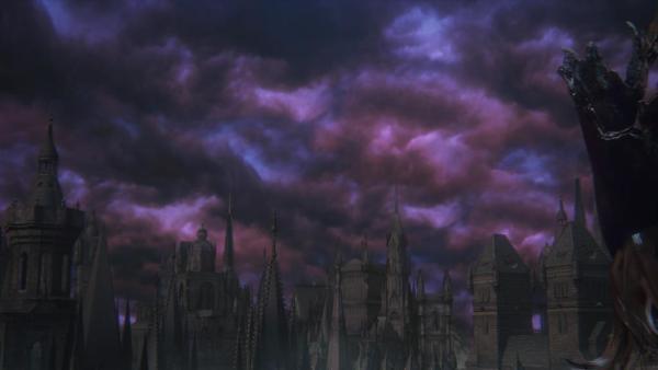 空の色 ブラッドボーン Bloodborne