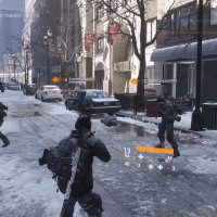 pvp 3人 The Division(ディビジョン)