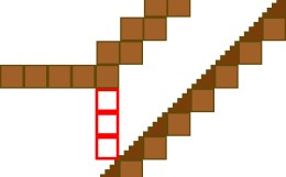 階段 3ブロック ドラゴンクエストビルダーズ