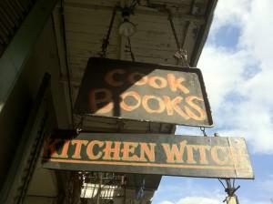 Kitchen Witch cookbooks