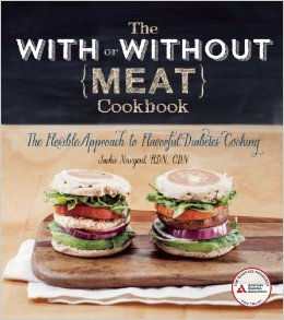 The With or Without Meat Cookbook | Teaspoonofspice.com