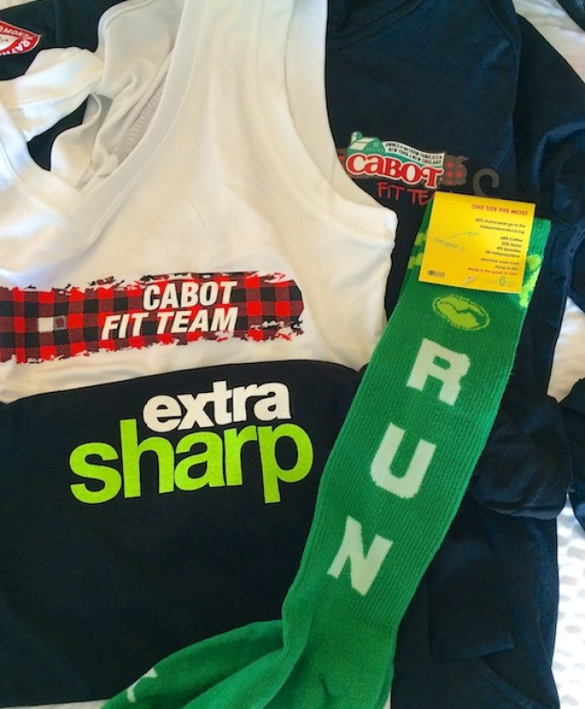 2014 Cabot Fit Team Gear | Teaspoonofspice.com