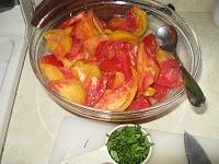 Tomato Cobbler