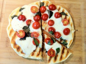 The Thrill of the (Pizza) Grill – guest post