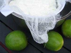 Recipe Redux: Splendid Key Lime Frozen Yogurt