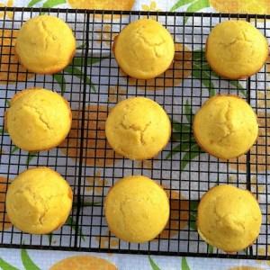 Peek-A-Boo Corn Muffins