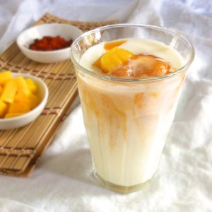 Sweet & Spicy Mango Kefir – The Recipe ReDux