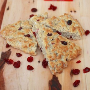 3-Ingredient Scones For Last Minute Guests