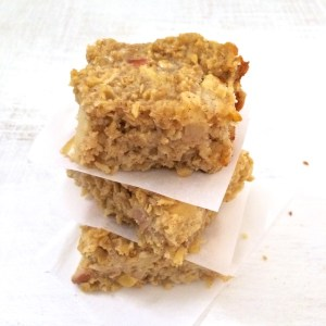 Apple Cheddar Oatmeal Squares and #CabotFit Maine Trip Recap