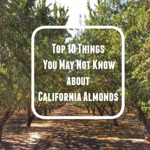 Top 10 Things I Didn't Know About Almonds (+ 12 Yummy Almond Recipes from Dietitian Bloggers)