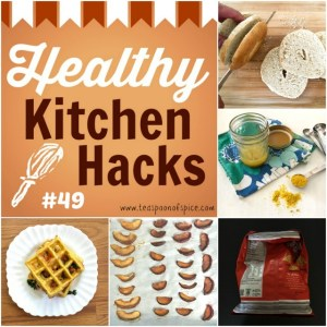 Healthy Kitchen Hacks #49