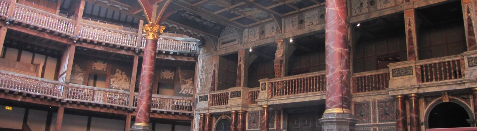 Театр Шекспира.