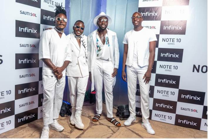 Infinix NOTE 10 Series officially launched in Kenya