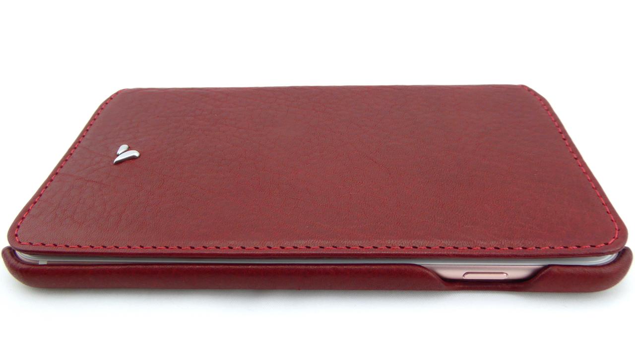 Vaja Agenda: A Slim Folio Case with Exquisite Leather Quality for ...