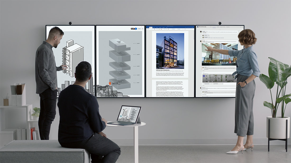 Who Is the Microsoft Surface Hub 2 for?