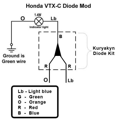 Vtx 1300 Gas Tank Wiring Diagram Wiring Diagram