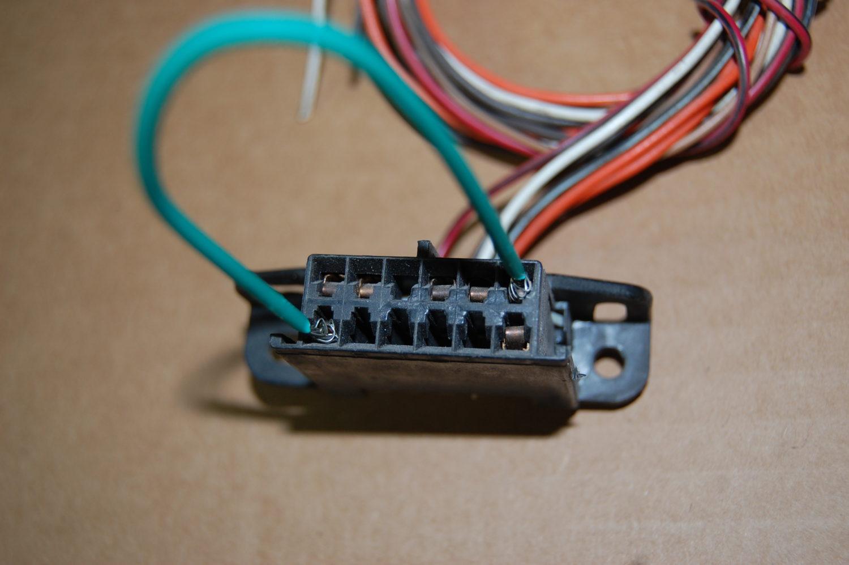 2011 corvette gm wire harness