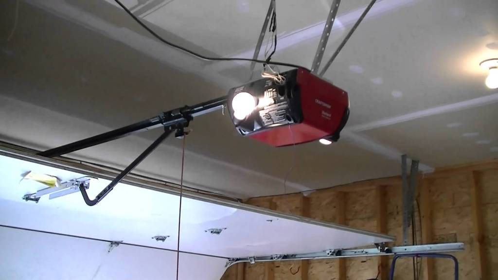 Install Garage Door Opener Low Ceiling Valley Garages