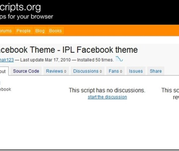 Step1 thumb1 [How to] Free IPL Facebook Theme