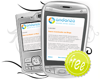 Andanza1 20 sites to create/optimize website for mobile phone users