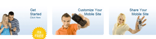 celladmin11 20 sites to create/optimize website for mobile phone users