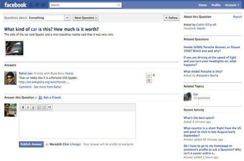 facebook questions explore the topic1 8 Best features of Facebook Questions