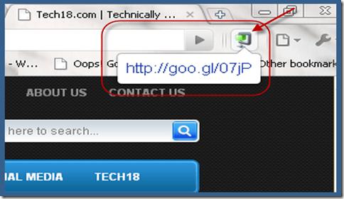 URLShortner1 5 Google Chrome Extensions to Increase Productivity