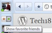 rockmelt browser facebook favorite friends other friends list1 30+ Rocking Features of Rockmelt Browser