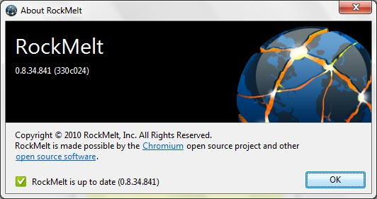 rockmelt browser using chromium engine1 30+ Rocking Features of Rockmelt Browser