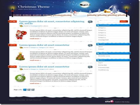 9_Free_Christmas_and_New_Year's_Eve_WordPress_Theme