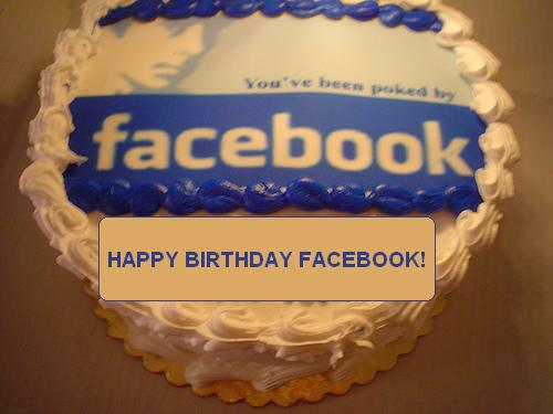 happy birthday facebook Facebook Celebrates 7th Birthday!