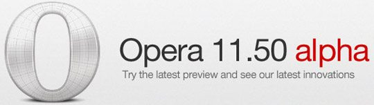 opera next 11.50 alpha Opera Next: Pre Release Build Versions By Opera