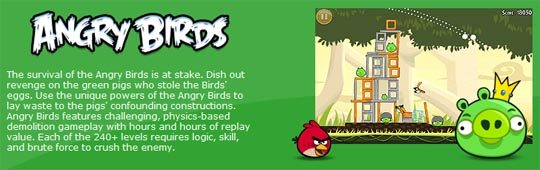 angry birds image Official: Rovio Releases Angry Birds For Windows 7, XP and Vista!