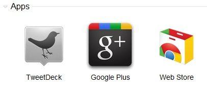 google chrome google+ app