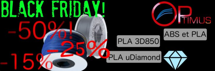 promo filament-abs black friday 2019