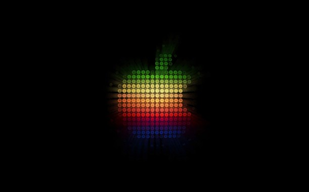 apple1 25 Amazing Apple HD Wallpapers