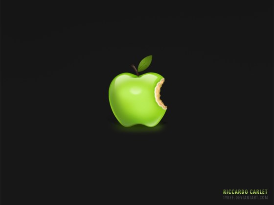 apple11 25 Amazing Apple HD Wallpapers
