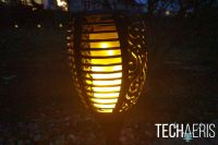 OxyLED Solar Torch Light review: Interesting lighting to