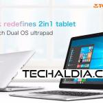 teclast tbook 12 pro portada techaldia.com