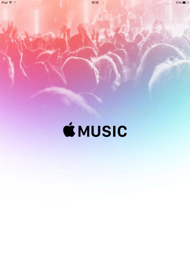 [Imagens] Veja como é o Apple Music  - TechApple.com.br