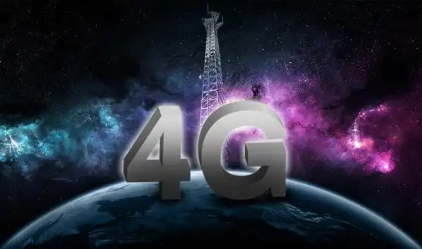 4G internet connection